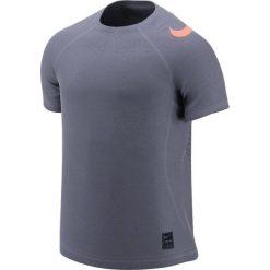 Odzież termoaktywna męska: koszulka termoaktywna męska NIKE PRO HYPERCOOL FITTED GFX TOP / 887109-011 – FITTED GFX