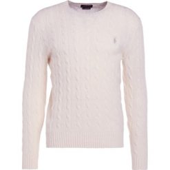 Swetry męskie: Polo Ralph Lauren CABLE Sweter cream