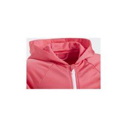 Spodnie dresowe dziewczęce: Zestawy dresowe adidas  Dres Little Girls Knitted