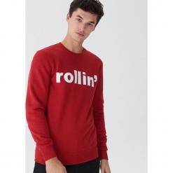 Bluza - Czerwony. Czerwone bluzy męskie marki House, l. Za 69,99 zł.