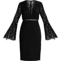Sukienki hiszpanki: Bardot FAEDRA DRESS Sukienka koktajlowa black