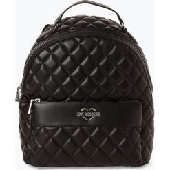 Love Moschino - Plecak damski, czarny. Czarne plecaki damskie marki Love Moschino. Za 699,95 zł.
