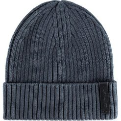 Czapka męska CALVIN KLEIN BLACK LABEL - Octave Hat K50K501334 009. Czarne czapki damskie marki Calvin Klein Black Label, z materiału. W wyprzedaży za 169,00 zł.