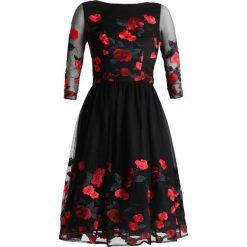 Sukienki hiszpanki: Chi Chi London Tall AYMIE Sukienka koktajlowa black