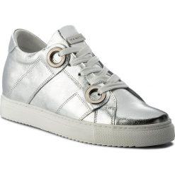 Sneakersy EVA MINGE - Oleiros 3K 18BD1372375ES 110. Szare sneakersy damskie Eva Minge, z materiału. W wyprzedaży za 249,00 zł.