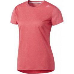 Adidas Koszulka Sn Ss Tee W Super Pink M. Różowe bluzki sportowe damskie Adidas, m, ze skóry. W wyprzedaży za 117,00 zł.