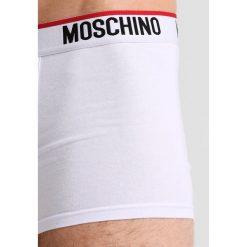Bokserki męskie: Moschino Underwear 2 PACK Panty white