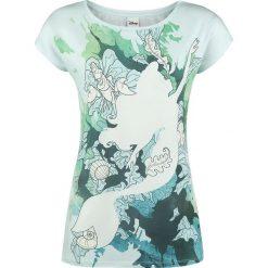 Ariel - Mała Syrenka Charaktere Koszulka damska wielokolorowy. Zielone bluzki damskie Ariel - Mała Syrenka, xl, z nadrukiem, z dekoltem w łódkę. Za 62,90 zł.