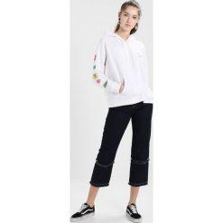 Bluzy damskie: Element ON FIRE Bluza z kapturem white