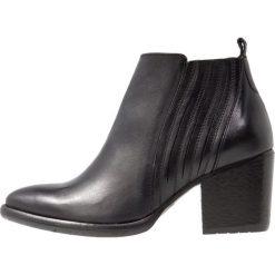 Pinto Di Blu Ankle boot noir. Czarne botki damskie skórzane marki Pinto Di Blu. Za 459,00 zł.