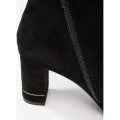 Botki damskie lity: Shoe The Bear ELESTE  Botki black