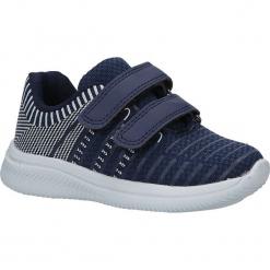 Granatowe buty sportowe na rzepy Casu HY-L06. Szare buciki niemowlęce Casu, na rzepy. Za 59,99 zł.
