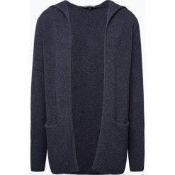 Drykorn - Kardigan męski – Tomy, niebieski. Niebieskie swetry rozpinane męskie DRYKORN, m, z bawełny, z kapturem. Za 589,95 zł.