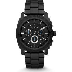 Fossil - Zegarek FS4552. Różowe zegarki męskie marki Fossil, szklane. Za 849,90 zł.