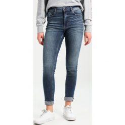 Cheap Monday HIGH SKIN PCW, CARE OFF C/O Jeans Skinny Fit washed blue. Niebieskie rurki damskie Cheap Monday. W wyprzedaży za 239,20 zł.