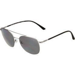 Okulary przeciwsłoneczne męskie: Giorgio Armani Okulary przeciwsłoneczne gunmetal