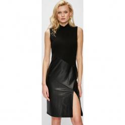 Liu Jo - Sukienka. Sukienki małe czarne Liu Jo, na co dzień, m, z elastanu, casualowe, proste. Za 799,90 zł.
