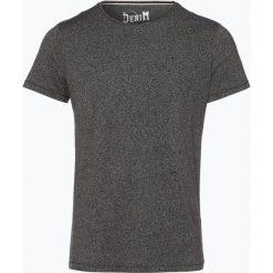 T-shirty męskie: DENIM by Nils Sundström - T-shirt męski, szary