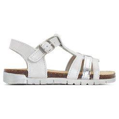 Sandały dziewczęce: Sandały skórzane EVIVA