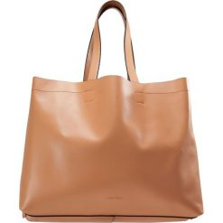 Shopper bag damskie: Calvin Klein EFFORTLESS Torba na zakupy brown