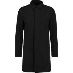 Płaszcze męskie: Lindbergh SLIM FIT  Płaszcz wełniany /Płaszcz klasyczny black