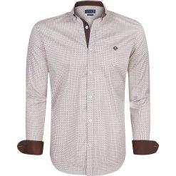 """Koszule męskie na spinki: Koszula """"Lanark"""" w kolorze jasnoróżowym"""