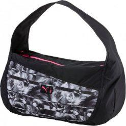 Torby podróżne: Puma Torba Studio Barrel Bag Black White