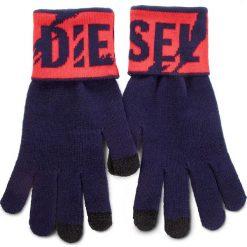 Rękawiczki Męskie DIESEL - K-Screex Glove 00SJ4V-0NABQ-8AT Peacoat Blue. Czerwone rękawiczki męskie Diesel, z materiału. Za 319,00 zł.
