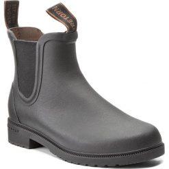 Kalosze TRETORN - Chelsea Classic 473370 Black 10. Czarne buty zimowe damskie Tretorn, z kauczuku. Za 420,00 zł.