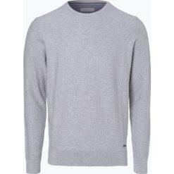 Swetry męskie: Bugatti – Sweter męski, szary