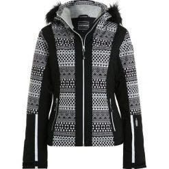 Icepeak NANCY Kurtka zimowa black. Czarne kurtki damskie softshell Icepeak, na zimę, z materiału. W wyprzedaży za 535,20 zł.