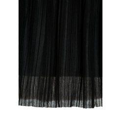 Retour Jeans PEBBLES Spódnica plisowana black. Czarne spódniczki dziewczęce jeansowe marki Retour Jeans. W wyprzedaży za 151,20 zł.