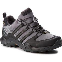 Buty adidas - Terrex Swift R2 Gtx GORE-TEX CM7493 Grefiv/Cblack/Carbon. Szare buty trekkingowe męskie Adidas, z gore-texu, na sznurówki, outdoorowe, adidas terrex, gore-tex. W wyprzedaży za 419,00 zł.