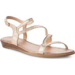 Sandały damskie: Sandały JENNY FAIRY – WS17200 Złoty