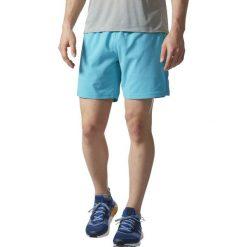 Adidas Spodenki męskie Supernova Short Men niebieskie r. S (S98001). Niebieskie spodenki sportowe męskie marki ARTENGO, l, z elastanu. Za 106,83 zł.