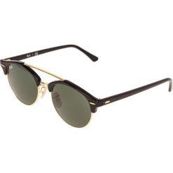 RayBan Okulary przeciwsłoneczne black. Szare okulary przeciwsłoneczne damskie marki Ray-Ban, z materiału. Za 599,00 zł.