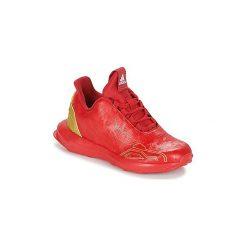 Buty Dziecko adidas  RAPIDARUN AVENGERS I. Czerwone trampki chłopięce Adidas, z motywem z bajki. Za 215,20 zł.