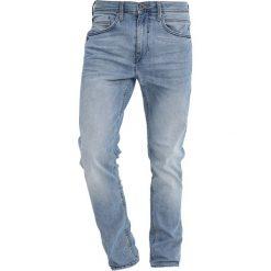 Blend SLIM FIT Jeansy Slim Fit denim lightblue. Brązowe jeansy męskie relaxed fit marki Blend, l, z bawełny, bez kaptura. Za 169,00 zł.