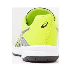 ASICS GELTACTIC  Obuwie do siatkówki aluminum/dark grey/energy gree. Różowe buty do siatkówki damskie marki Mizuno. Za 249,00 zł.