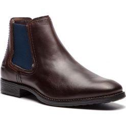 Kozaki CAMEL ACTIVE - Como 427.24.02 Chestnut. Brązowe buty zimowe męskie marki Camel Active, z materiału. W wyprzedaży za 409,00 zł.