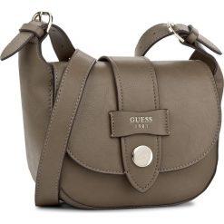 Torebka GUESS - Shane Mini-Bag HWVG67 83780  OLV. Zielone listonoszki damskie Guess, z aplikacjami. W wyprzedaży za 329,00 zł.