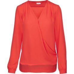 Bluzki asymetryczne: Seidensticker Bluzka rot