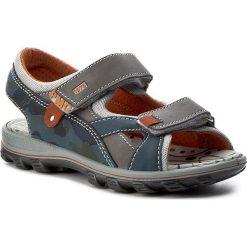 Sandały PRIMIGI - 7662300 S Ret/Gr.S. Szare sandały chłopięce Primigi, z materiału. W wyprzedaży za 159,00 zł.