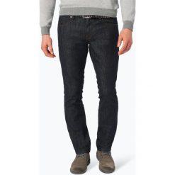 BOSS Casual - Jeansy męskie – Orange 24 Barcelona, niebieski. Niebieskie jeansy męskie regular BOSS Casual. Za 349,95 zł.