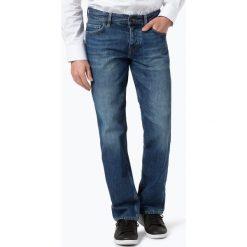 BOSS Casual - Jeansy męskie – Orange25, niebieski. Niebieskie jeansy męskie regular BOSS Casual. Za 349,95 zł.