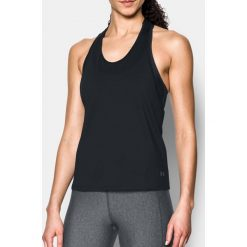 Under Armour Top Sport Swing Tank kolor czarny r. XS (1306353-001). Czarne topy damskie Under Armour, xs. Za 98,50 zł.