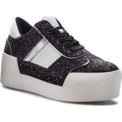 Sneakersy LIU JO - Maxy 01 B68013 TX007 Black 22222. Czarne sneakersy damskie marki Liu Jo, ze skóry. Za 689,00 zł.