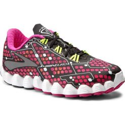 Buty do biegania damskie: Buty BROOKS - Neuro 120202 1B 560 Pinkglo/Black/Nightlife