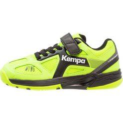 Kempa WING JUNIOR CAUTION Obuwie do piłki ręcznej fluo gelb/anthra/schwarz. Żółte buty do koszykówki męskie Kempa, z gumy. Za 209,00 zł.