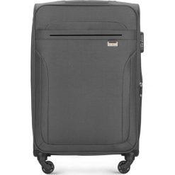 Walizka średnia V25-3S-262-00. Szare walizki Wittchen, średnie. Za 169,00 zł.